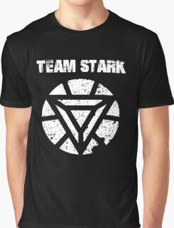 The Stark Team Graphic T-Shirt