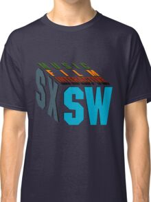 SXSW The Big Sleep 2012 Classic T-Shirt
