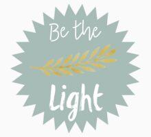 Be the Light Kids Tee