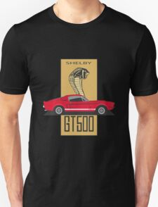 Shelby GT500 '1967 (red) T-Shirt