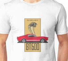 Shelby GT500 '1967 (red) Unisex T-Shirt