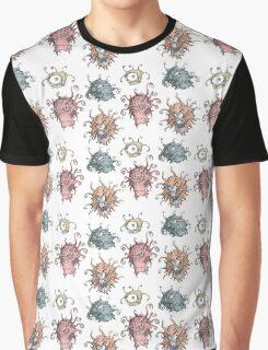 Beholder Pattern Graphic T-Shirt