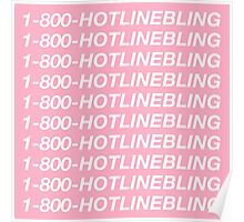 1-800-HOTLINEBLING Poster