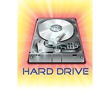 Hard Drive Photographic Print