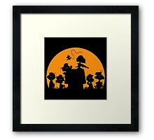 It's The Zombie Apocalypse Framed Print