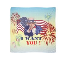 I Want You ! Scarf