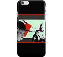 He had panache. . .  iPhone Case/Skin