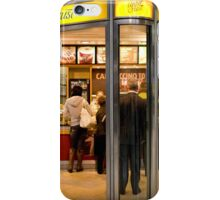 Train Station Quick Mart iPhone Case/Skin