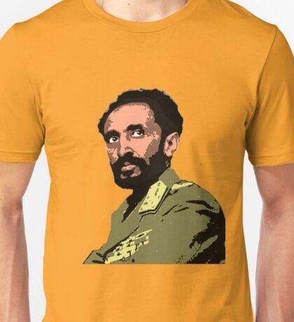 Haile Selassie Unisex T-Shirt