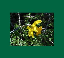 The Loner - Daffodil in Hiding Womens Fitted T-Shirt
