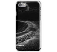 Long Winding Road  iPhone Case/Skin