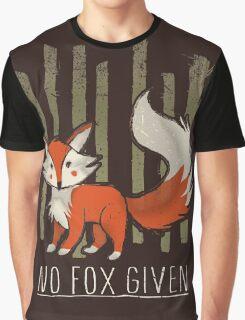 No fox given Graphic T-Shirt