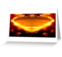 'Celestial'... Greeting Card