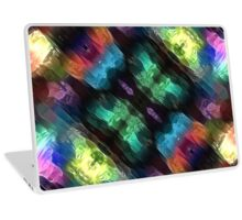 Textural Abstract of Colors Laptop Skin