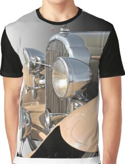 1932 Buick 96 S Coupe 'Grill Detail' Graphic T-Shirt