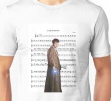 Doctor who- I am the doctor Unisex T-Shirt