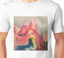Peaks and Valleys Unisex T-Shirt