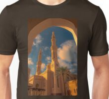 United Arab Emirates. Dubai. Jumeirah Mosque. Unisex T-Shirt