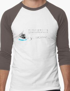 Because, SCIENCE!  Men's Baseball ¾ T-Shirt
