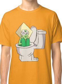 Peridot's Toilet Classic T-Shirt
