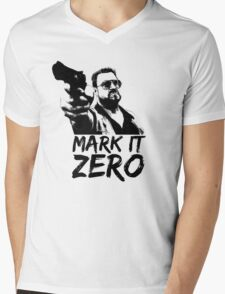 Mark it ZERO Mens V-Neck T-Shirt