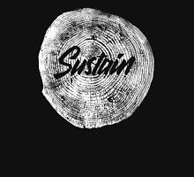 Sustain - White Nature Unisex T-Shirt