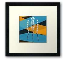 I'm Different Framed Print
