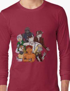 The Dark Realms Crew Long Sleeve T-Shirt
