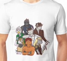 The Dark Realms Crew Unisex T-Shirt