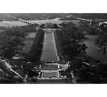 National World War II Memorial Photographic Print