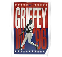 Griffey 96 Poster