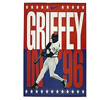 Griffey 96 Photographic Print
