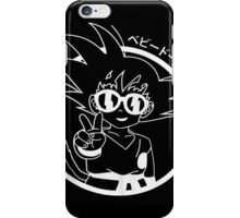 GOKU HARAJUKU DESIGN iPhone Case/Skin