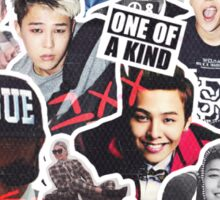 BIGBANG Phone case and Stickers Sticker
