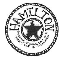 hamilton design Photographic Print