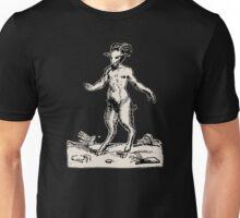 Aegopithecus, Pan, Devil Unisex T-Shirt