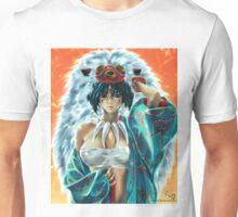 Mononoke hime. Unisex T-Shirt