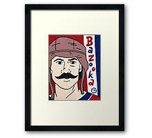 Bazooka Joe #14 Framed Print