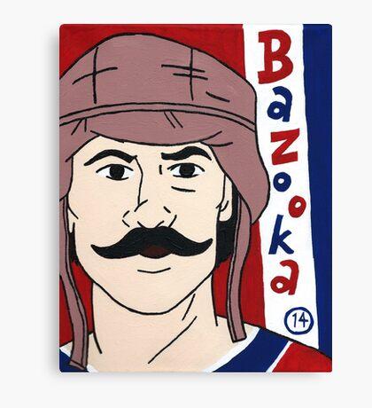 Bazooka Joe #14 Canvas Print