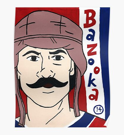 Bazooka Joe #14 Poster