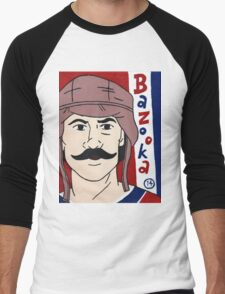 Bazooka Joe #14 Men's Baseball ¾ T-Shirt