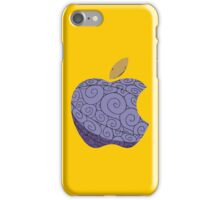 Gomu Gomu no Apple  iPhone Case/Skin
