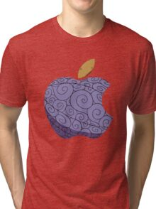 Gomu Gomu no Apple  Tri-blend T-Shirt