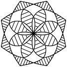 Kaleidoscope Mandala by ninthcircle