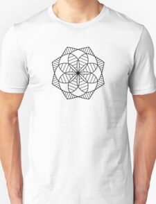 Kaleidoscope Mandala T-Shirt