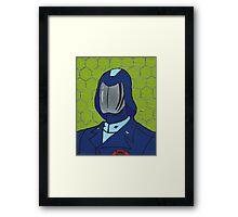 Cobra In Chief Framed Print