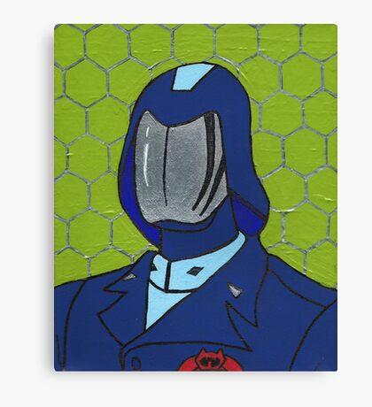 Cobra In Chief Canvas Print
