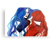 Ever Since The Day We Shared The Same Air Metal Print