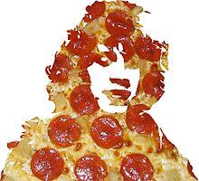 Celloman Pizza Love Photographic Print
