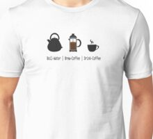 Brew-Coffee Unisex T-Shirt